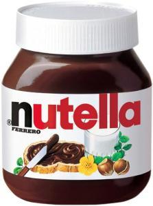 nutella = danger!